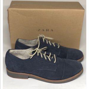 {Zara} Boys Lace up loafers